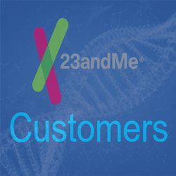 Fit DNA RX - 23 and me - Customers